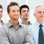 Long term care leadership team